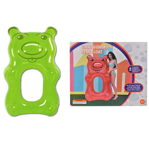 Giant Gummy Bear Inflatable